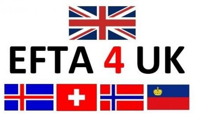 EFTA4UK - say NO to no deal brexit