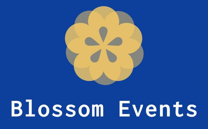 Blossom Events Marie Curie Fundraiser