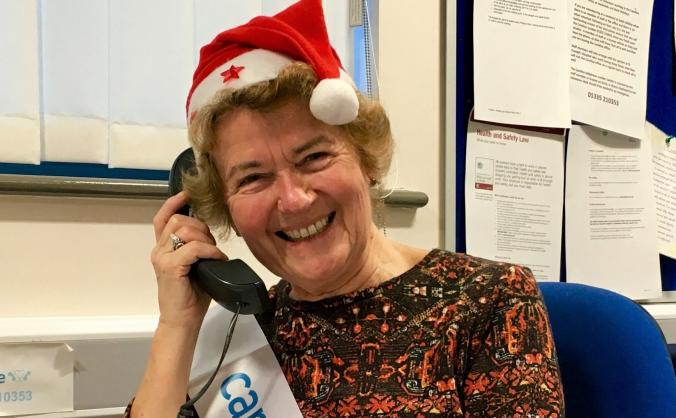 HELP US TO REDUCE LONELINESS & ISOLATION AT XMAS