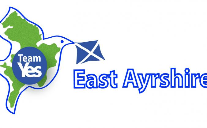Yes East Ayrshire Crowdfunder 2018