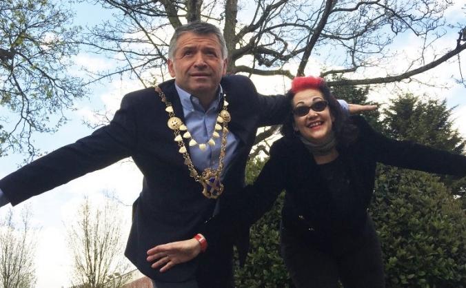 Mayor's Parachute Jump 18th May 2016