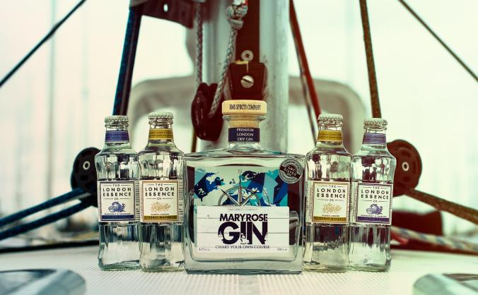HMS Spirits - Elderflower Gin Launch