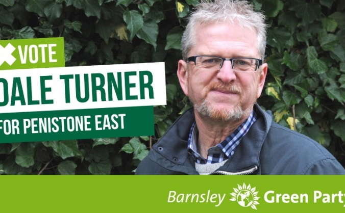 Help Elect Barnsley's First Green Councillor!