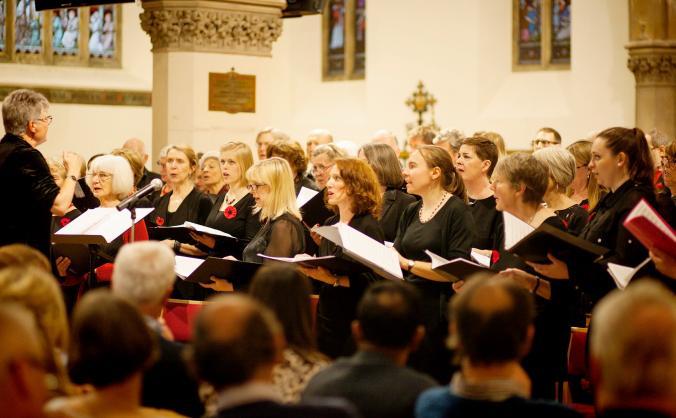 Wimbledon Community Chorus: Mozart 'Requiem'
