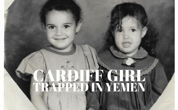Cardiff girl trapped in Yemen