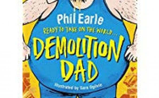 Surprise the kids with a Phil Earle visit.