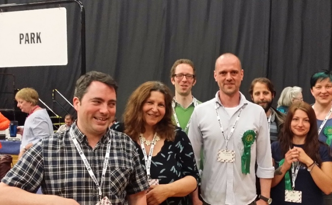 Donate to help elect Greens in Reading
