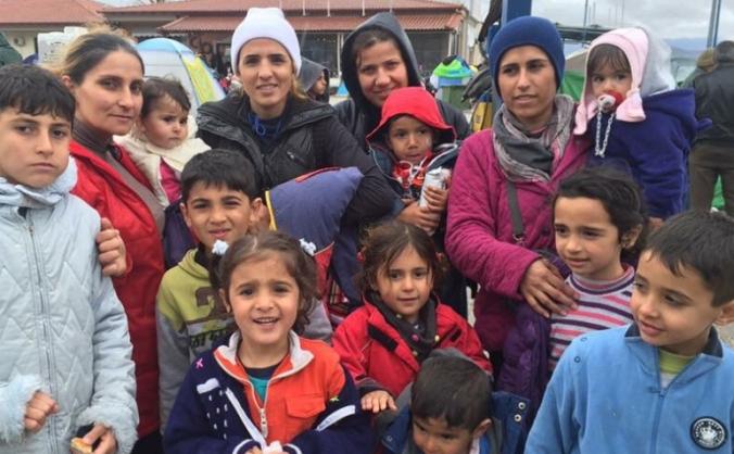 Lefkas Aid for Refugees