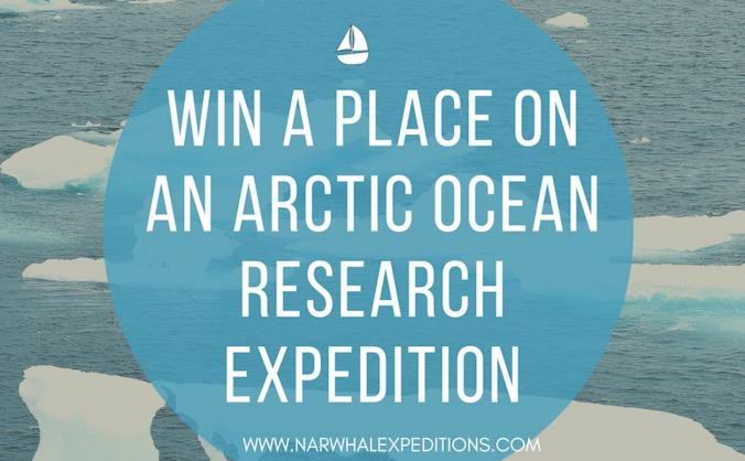 Clean Up the Arctic expedition - win a crew place
