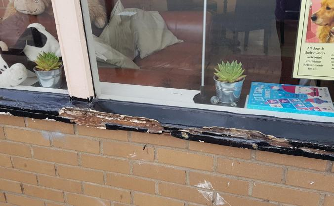 New Community Window Ledge