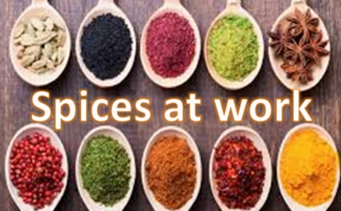 Spices at Work