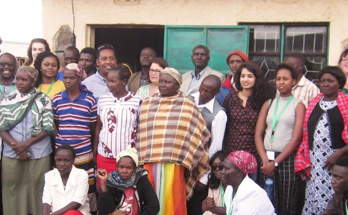 Nakuru Community Water Project