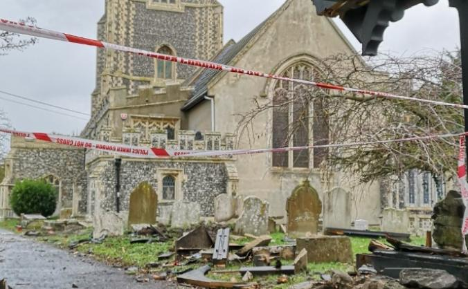 Brightlingsea Church: Rebuild, Refresh, Renew.