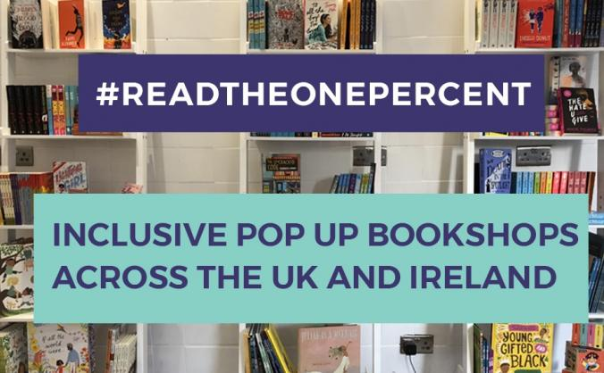 INCLUSIVE POP-UP BOOKSHOPS IN THE UK AND IRELAND