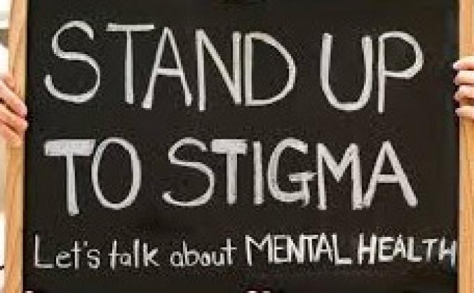 Mental Health Stigma Mural