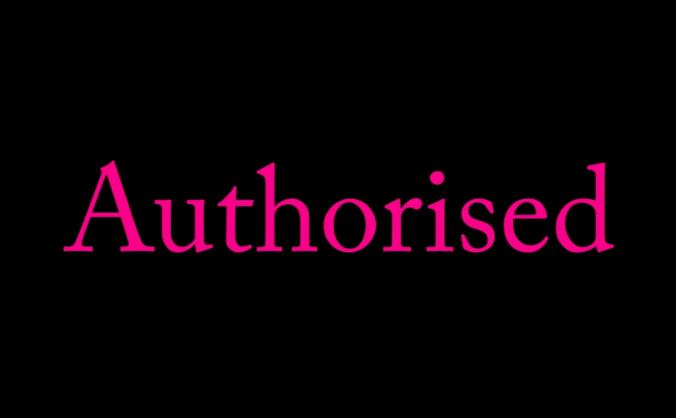 Authorised