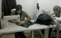 Nabi Saleh Women's Sewing Project