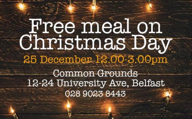 Free Community Christmas Day Meal