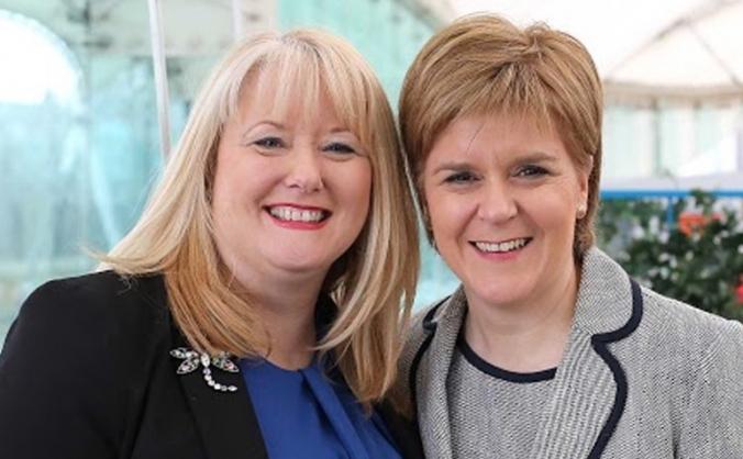 Re -Elect CHRISTINA McKELVIE SNP