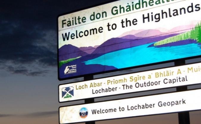 Save Lochaber Geopark