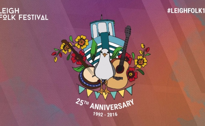 Help secure the future of Leigh Folk Festival