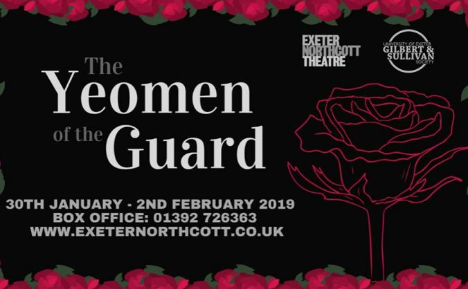 The Yeomen of the Guard at the Exeter Northcott