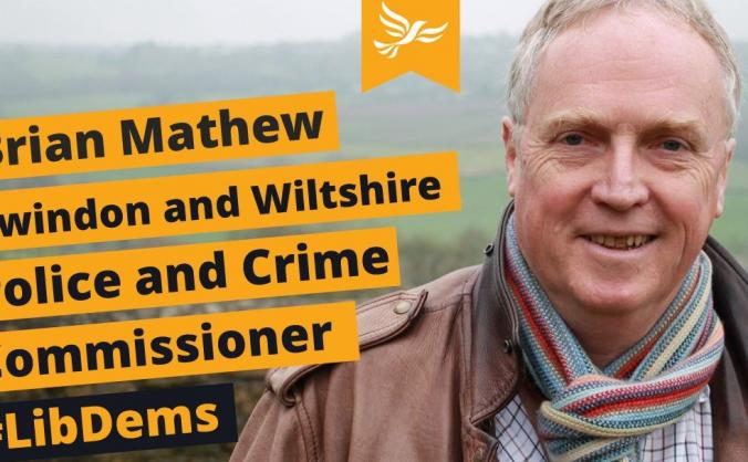 Elect Dr Brian Mathew Police & Crime Commissioner