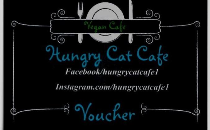 Hungry Cat Cafe, Vegan Cafe in Harleston Norfolk