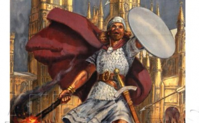 Cathedral to Cathedral - The Hereward Challenge