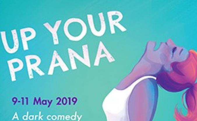 Help take Up Your Prana to Brighton Fringe 2019