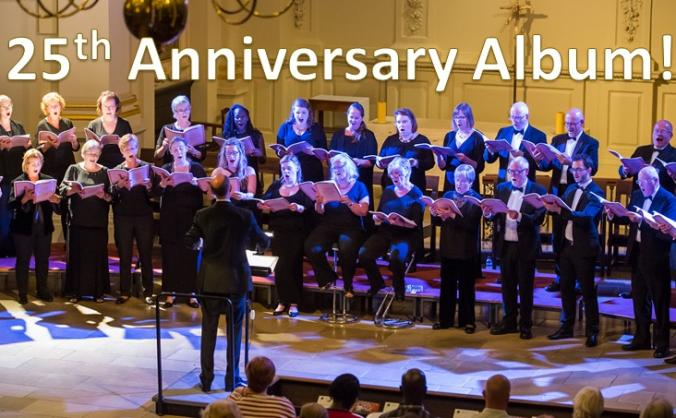 Purcell Singers 25th Anniversary Album