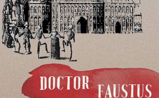 ShakeSoc's DOCTOR FAUSTUS in Exeter Cathedral!