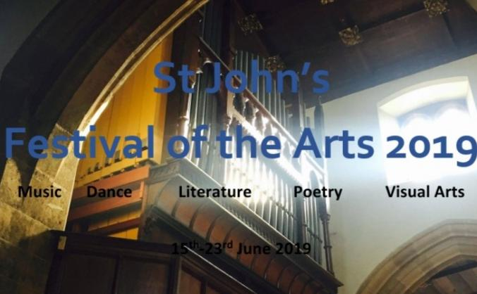 St John's Festival of the Arts 2019