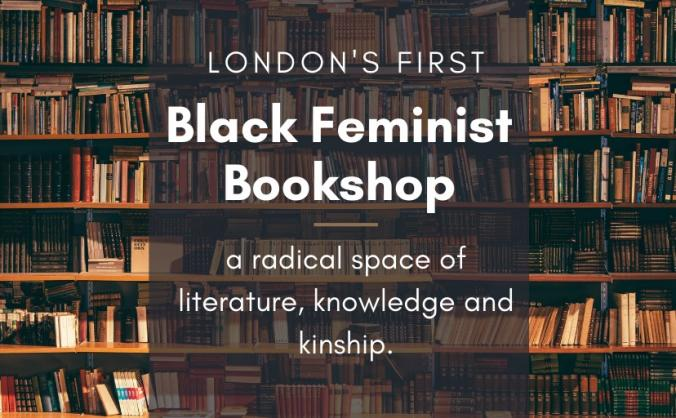 The Black feminist bookshop (part one: the pop-up)