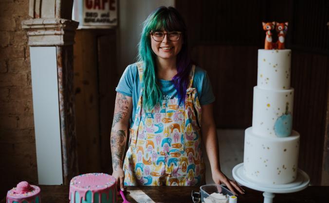Tiny Sarah's Cake Studio
