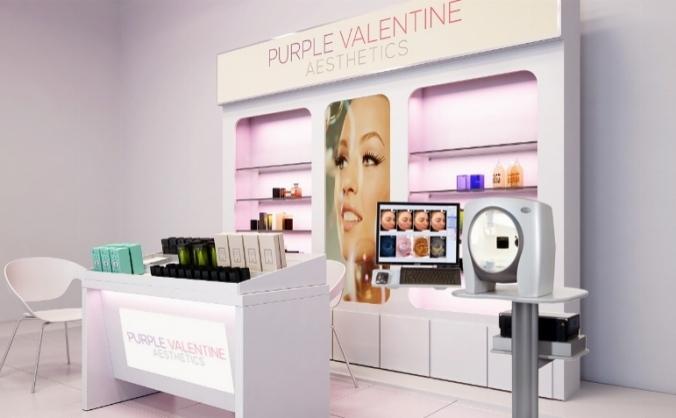 Purple Valentine Aesthetics
