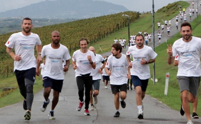 Help San Patrignano run the London Marathon