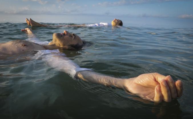 Water Bodies - digital-dance performance