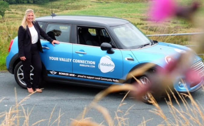 Get the Ribble Valley on FM Radio via Ribble FM