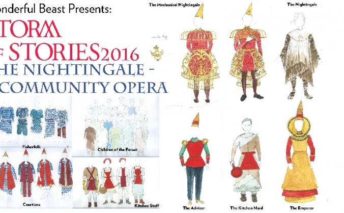 The Nightingale - A Community Opera