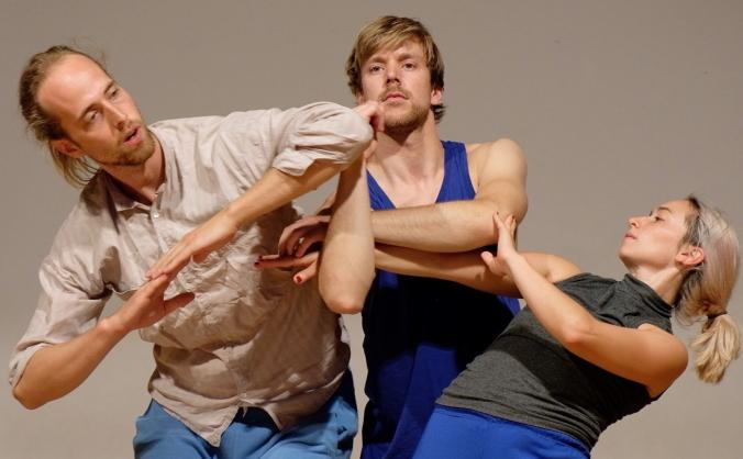 Treasure and Tat - A new dance theatre work