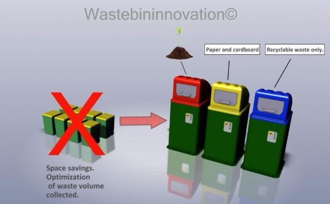 Wastebininnovation