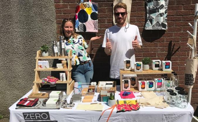 Zero Waste Market: Glasgow Easts Plastic Free Shop