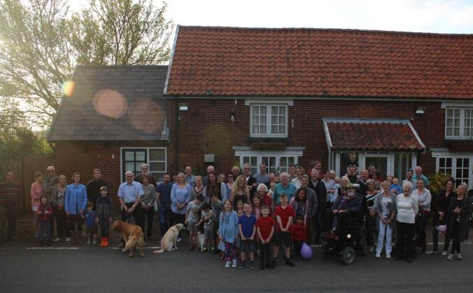 Save a special Suffolk pub, the Marquis Cornwallis