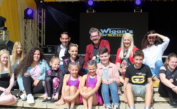 Wigan's Got Talent 2019