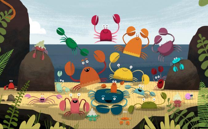 The Woo Hoo Crabs