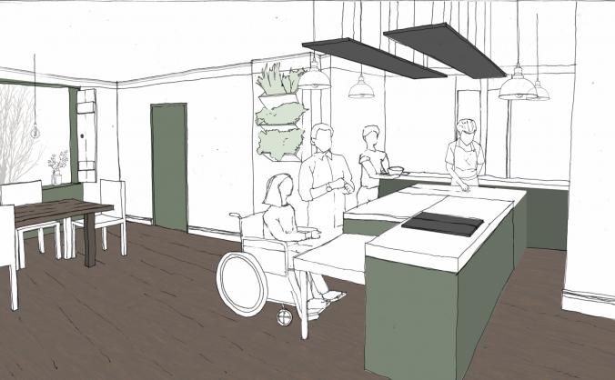Life Kitchen Cookery School: The Next Steps.