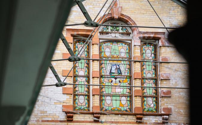 Amazing Glazing - Stained Glass Restoration