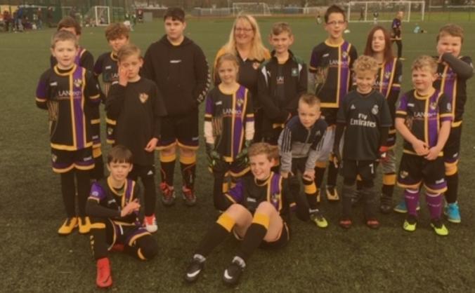 Disability Football Club, help us fund a Minibus