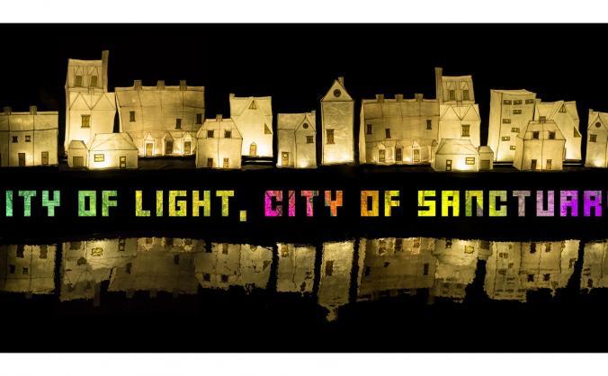 City of Light, City of Sanctuary- Lantern Company